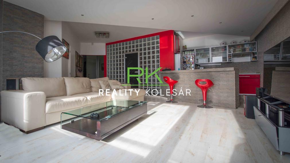 RealityKolesár predáva 2 - izbový byt - Krosnianska ulica, Furča.